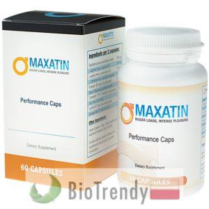 Biotrendy - Maxatin PL - tabletki na sprawnosc seksualna – tabletki na potencje