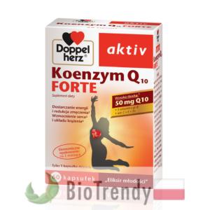 BioTrendy - Doppelherz aktiv Koenzym Q10 FORTE PL - tabletki na serce – tabletki na uklad krazenia