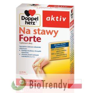 BioTrendy - Doppelherz aktiv Na stawy Forte PL - tabletki na stawy - regeneracja chrzastki stawowej