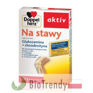 BioTrendy - Doppelherz aktiv Na stawy PL - tabletki na stawy - regeneracja chrzastki stawowej