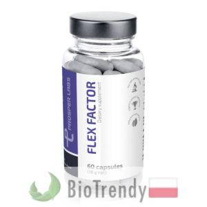 BioTrendy - Flex Factor PL - tabletki na stawy - regeneracja chrzastki stawowej