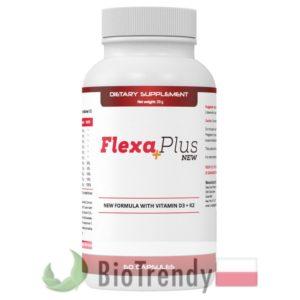 BioTrendy - Flexa Plus PL - tabletki na stawy - regeneracja chrzastki stawowej