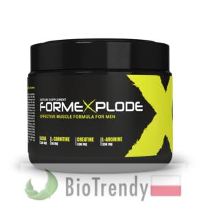 BioTrendy - FormeXplode PL - odzywka na przyrost masy miesniowej – odzywka na mase miesniowa