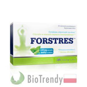 BioTrendy - Forstres PL - tabletki na uspokojenie – tabletki na stress