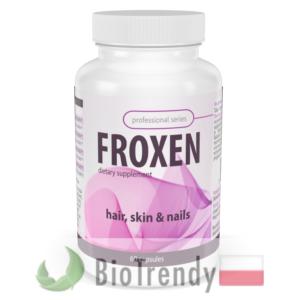 BioTrendy - Froxen PL - tabletki na wlosy – wypadanie wlosow - mocne wlosy
