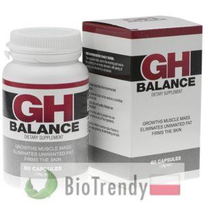BioTrendy - GH Balance PL - tabletki na przyrost masy miesniowej – tabletki na mase miesniowa