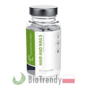 BioTrendy - Hair and Nails PL - tabletki na wlosy – wypadanie wlosow - mocne wlosy