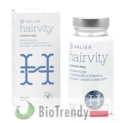 BioTrendy - Hairvity PL - tabletki na wlosy – wypadanie wlosow - mocne wlosy