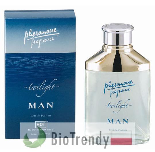 BioTrendy - Hot Man Parfum Twilight PL - feromony dla mezczyzn – meskie feromony