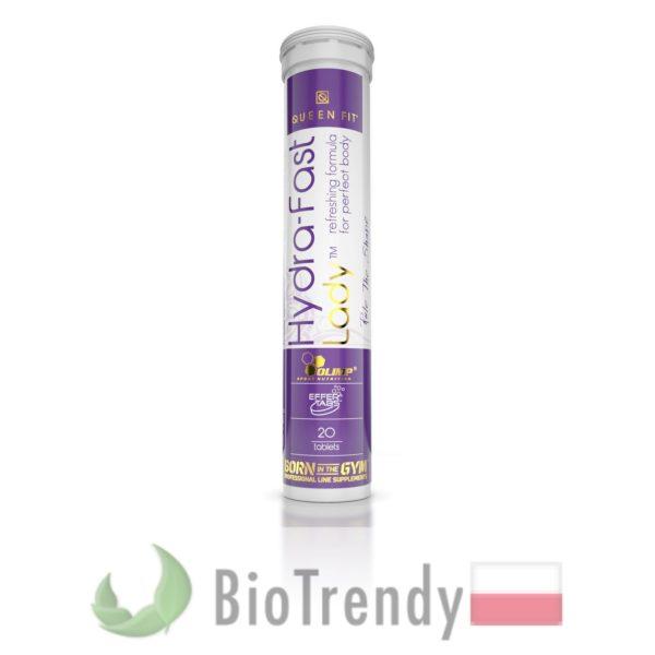 BioTrendy - Hydra-Fast Lady PL - tabletki z witaminami – tabletki z mineralami