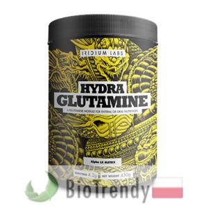 BioTrendy - Hydra Glutamine PL - odzywka na przyrost masy miesniowej – odzywka na mase miesniowa