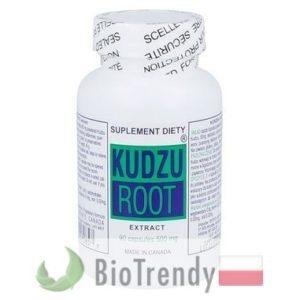 BioTrendy - K&K Bioplus Kudzu Root PL - tabletki na rzucenie palenia – tabletki pomajacace rzucic palenie