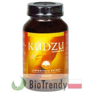 BioTrendy - Laboratoria Natury Kudzu PL - tabletki na rzucenie palenia – tabletki pomajacace rzucic palenie