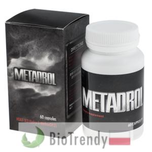 BioTrendy - Metadrol PL - tabletki na przyrost masy miesniowej – tabletki na mase miesniowa