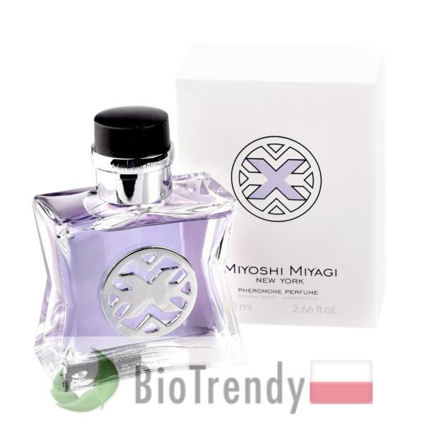BioTrendy - Miyoshi Miyagi Next X for Women PL - feromony dla kobiet – damskie feromony