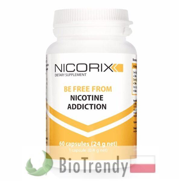BioTrendy - Nicorix PL - tabletki na rzucenie palenia – tabletki pomajacace rzucic palenie