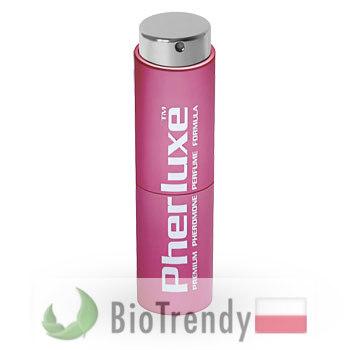 BioTrendy - Pherluxe PINK PL - feromony dla kobiet – damskie feromony