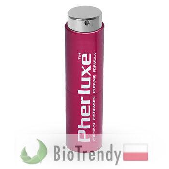 BioTrendy - Pherluxe RED PL - feromony dla kobiet – damskie feromony