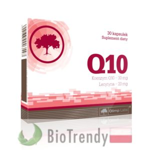 BioTrendy - Q10 PL - tabletki na serce – tabletki na uklad krazenia