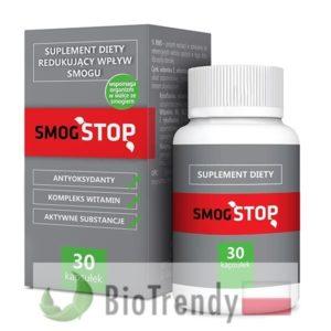 BioTrendy - SmogStop PL - tabletki na zmarszczki – tabletki na stres oksydacyjny