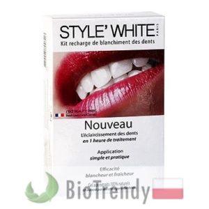 BioTrendy - Style White żel uzupełniający PL - wybielanie zebow - snieznobialy usmiech
