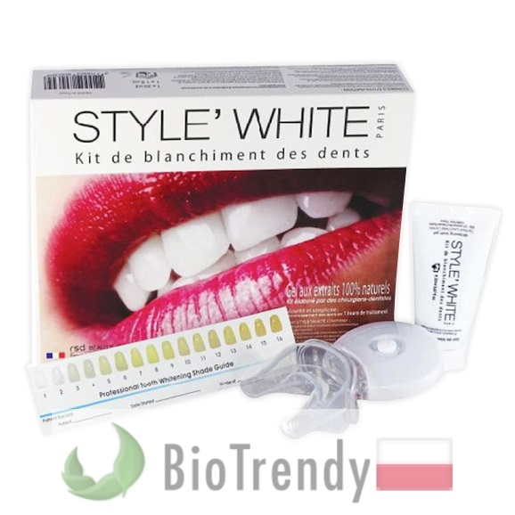 BioTrendy - Style White PL - wybielanie zebow - snieznobialy usmiech