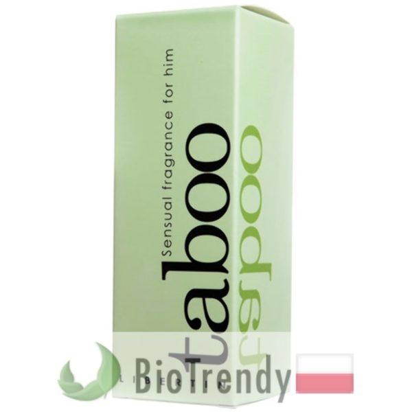 BioTrendy - Taboo Sensual Men PL - feromony dla mezczyzn – meskie feromony