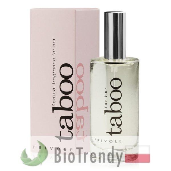BioTrendy - Taboo Sensual Women PL - feromony dla kobiet – damskie feromony