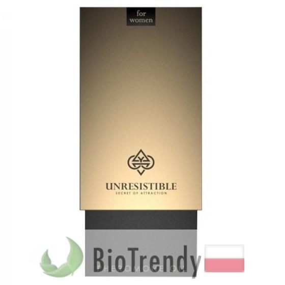 BioTrendy - Unresistible Woman PL - feromony dla kobiet – damskie feromony