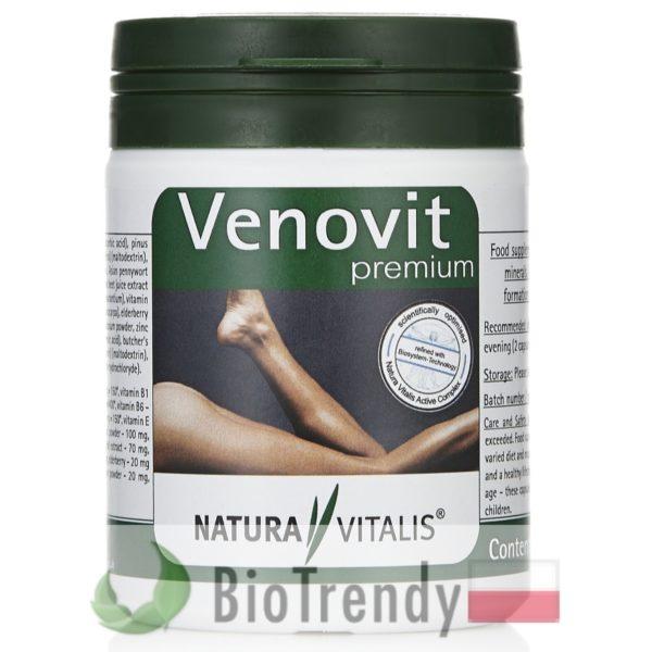 BioTrendy - Venovit PL - tabletki na zylaki - pajaczki na nogach
