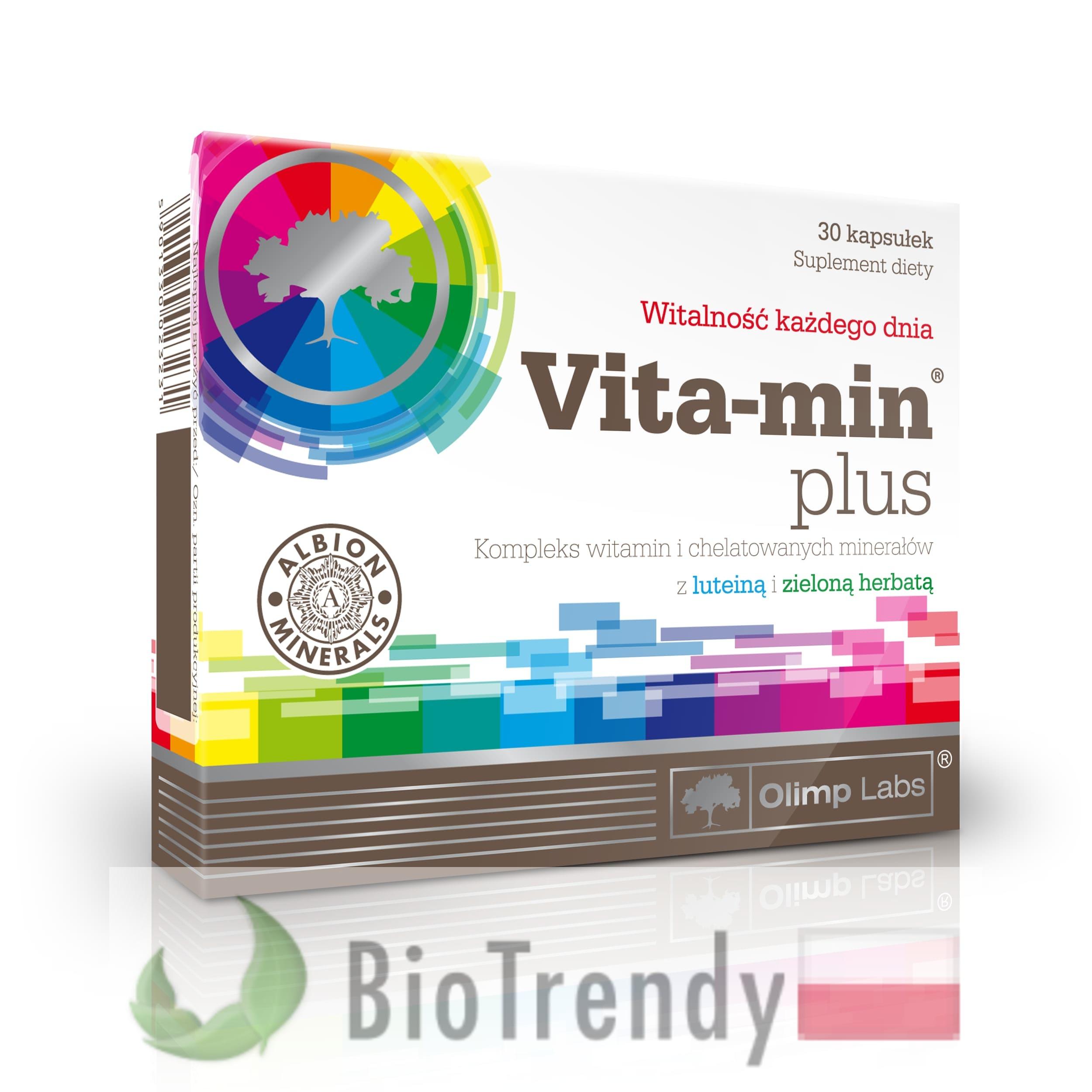 Witaminy i minerały - Sole mineralne - makroelementy - mikroelementy - minerały - witaminy - niedobór witamin