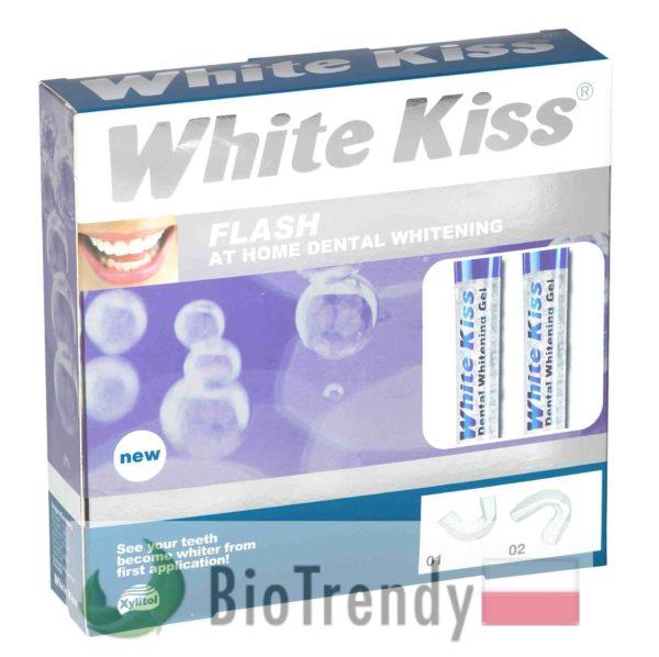 BioTrendy - White Kiss PL - wybielanie zebow - snieznobialy usmiech