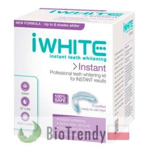 BioTrendy - iWhite Instant Teeth Whitening PL - wybielanie zebow - snieznobialy usmiech