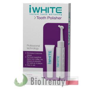 BioTrendy - iWhite Tooth Polisher PL - wybielanie zebow - snieznobialy usmiech