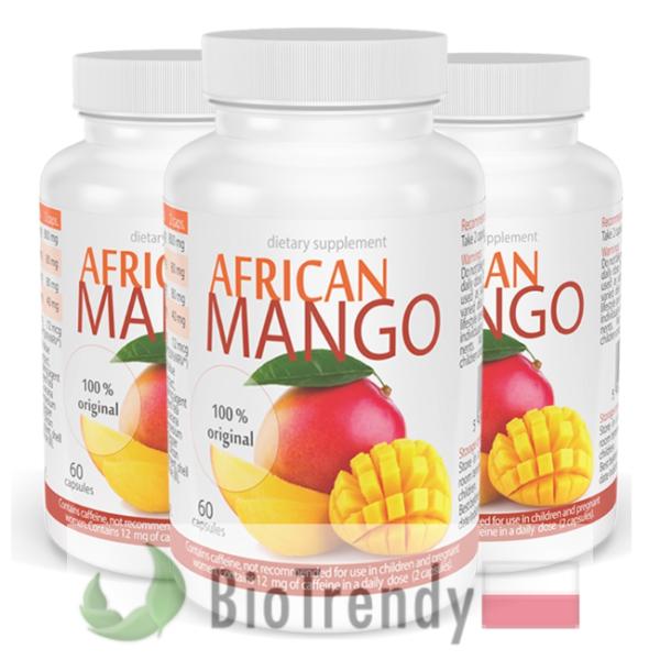 BioTrendy - African mango PL - tabletki na odchudzanie