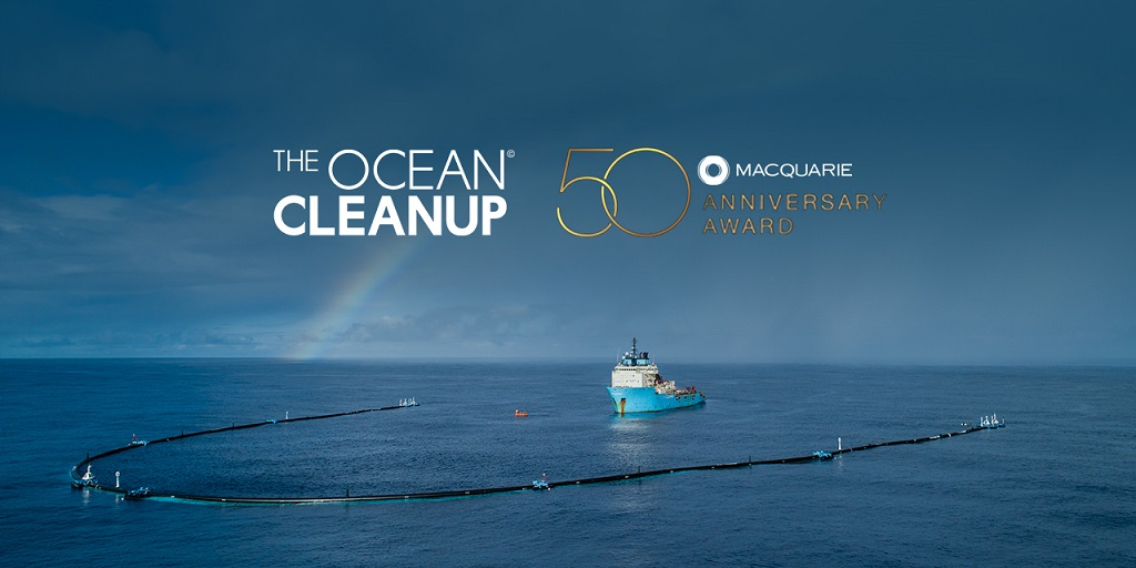 BioTrendy - The Ocean Cleanup